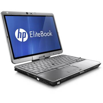 EliteBook 2760p i5-2540M 2.6GHz 4GB DDR3 128GB SSD Sata Webcam 12.5inch Touchscreen