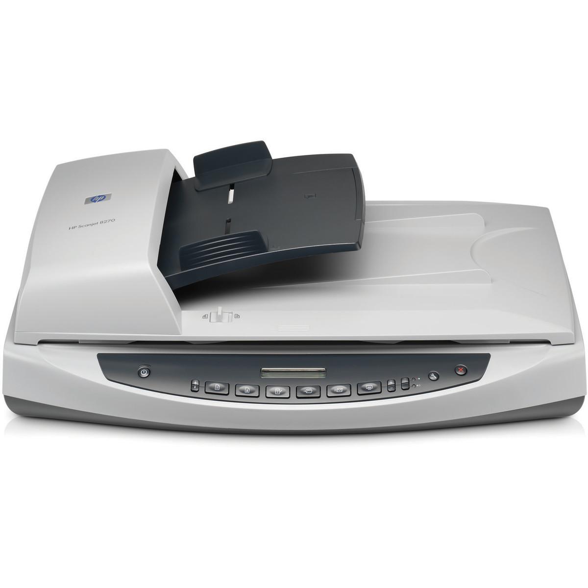 Hp 8270 scanner