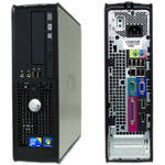 OptiPlex 780 Core 2 Duo E7500 2.93GHz 2GB DDR3 250GB Sata DVD Desktop