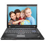 Laptop Lenovo Thinkpad R500 Procesor Intel T5870 (2x2.0GHz) 2GB RAM HDD 250GB DVDRW 15.4inch Display
