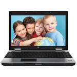 Laptop HP 8540p Procesor Intel i5 M520 2.4GHz 4GB RAM HDD 250GB DVDRW Nvidia Quadro NVS 5100M 1GB 15.6inch Display