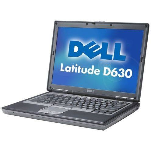 Laptop second hand Latitude D630 Core 2 Duo T5600 1.83GHz 2GB DDR2 80GB DVD-RW 14.1 inch