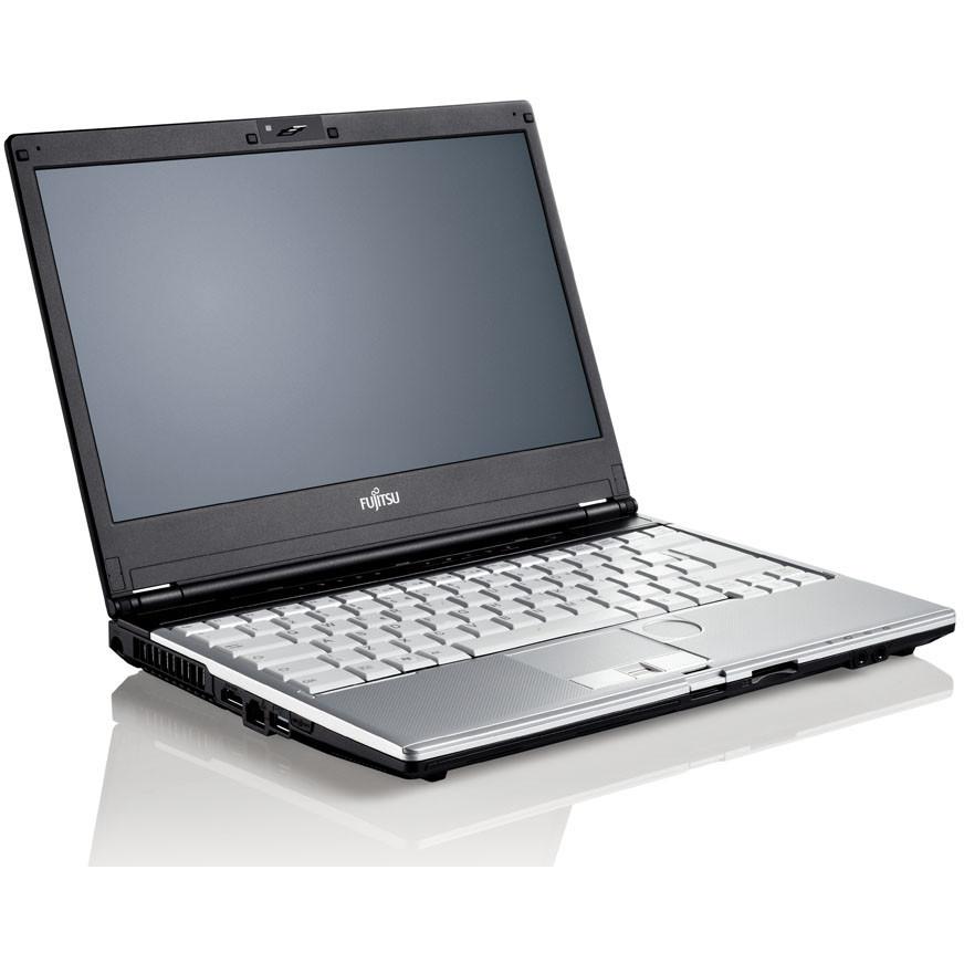 Laptop second hand Lifebook S760 i5-520M 2.40GHz 4GB DDR3 320GB 13.3inch Webcam DVD-RW