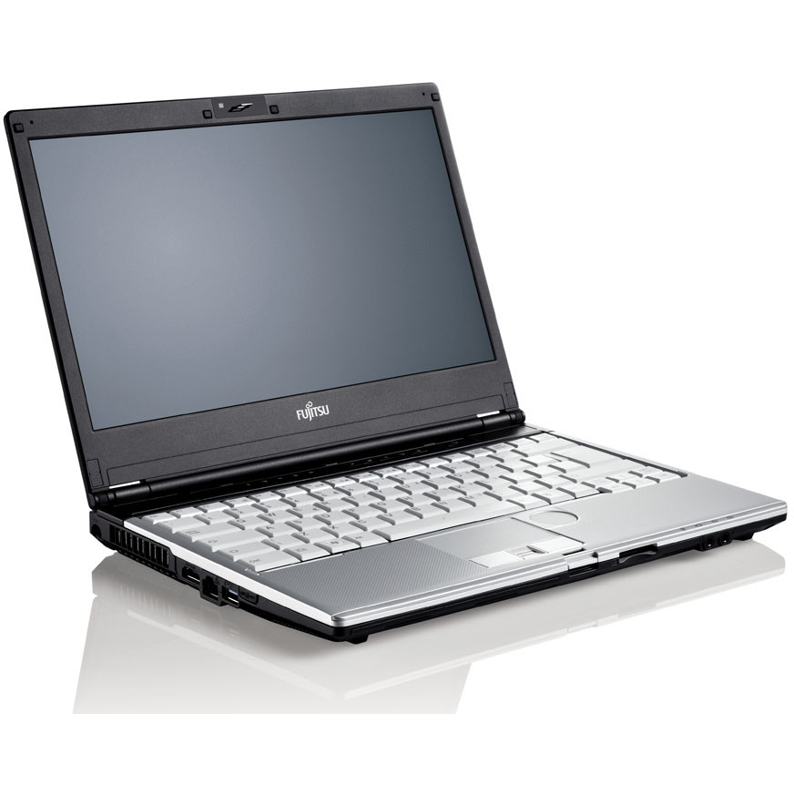 Laptop second hand Lifebook S760 i5-M560 2.67GHz 4GB DDR3 320GB 13.3inch Webcam DVD-RW
