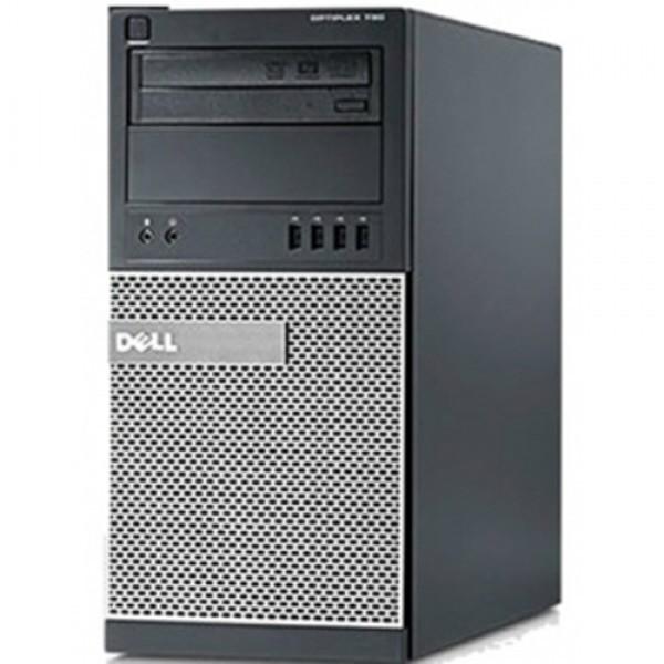 Calculator second hand OptiPlex 790 i5-2400 Generatia 2 3.1GHz 8GB DDR3 250GB HDD Sata RW Tower