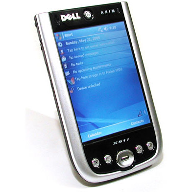 Tablet Pc Axim X51 Pda Fara Alimentator - Second Hand