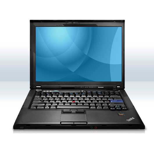 Laptop Second Hand T400 Core 2 Duo T9400 2.53ghz 2
