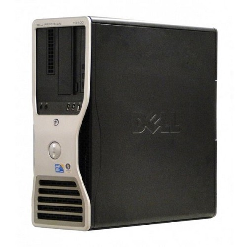 Workstation Second Hand Precision T3500 Xeon W3550  3.06ghz Up To 3.33ghz 8gb Ddr3 250gb Hdd Sata Dvd Nvidia Quadro 600 Tower
