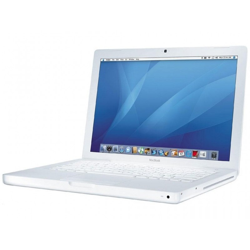 Laptop Second Hand Macbook A1181 T2500  2.0ghz 2gb Ddr2 120gb Sata Dvd Intel Gma 950 13.3inch Webcam