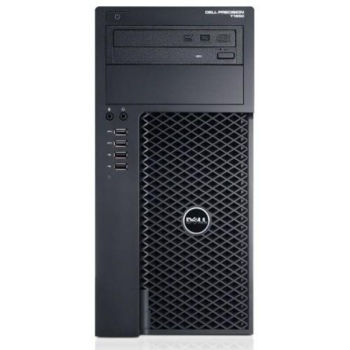WorkStation second hand Precision T1650 E3-1220 3.1Ghz (i7-3370) 16Gb DDR3 256GB SSD DVD-RW Nvidia Quadro 600 1GB Dedicat