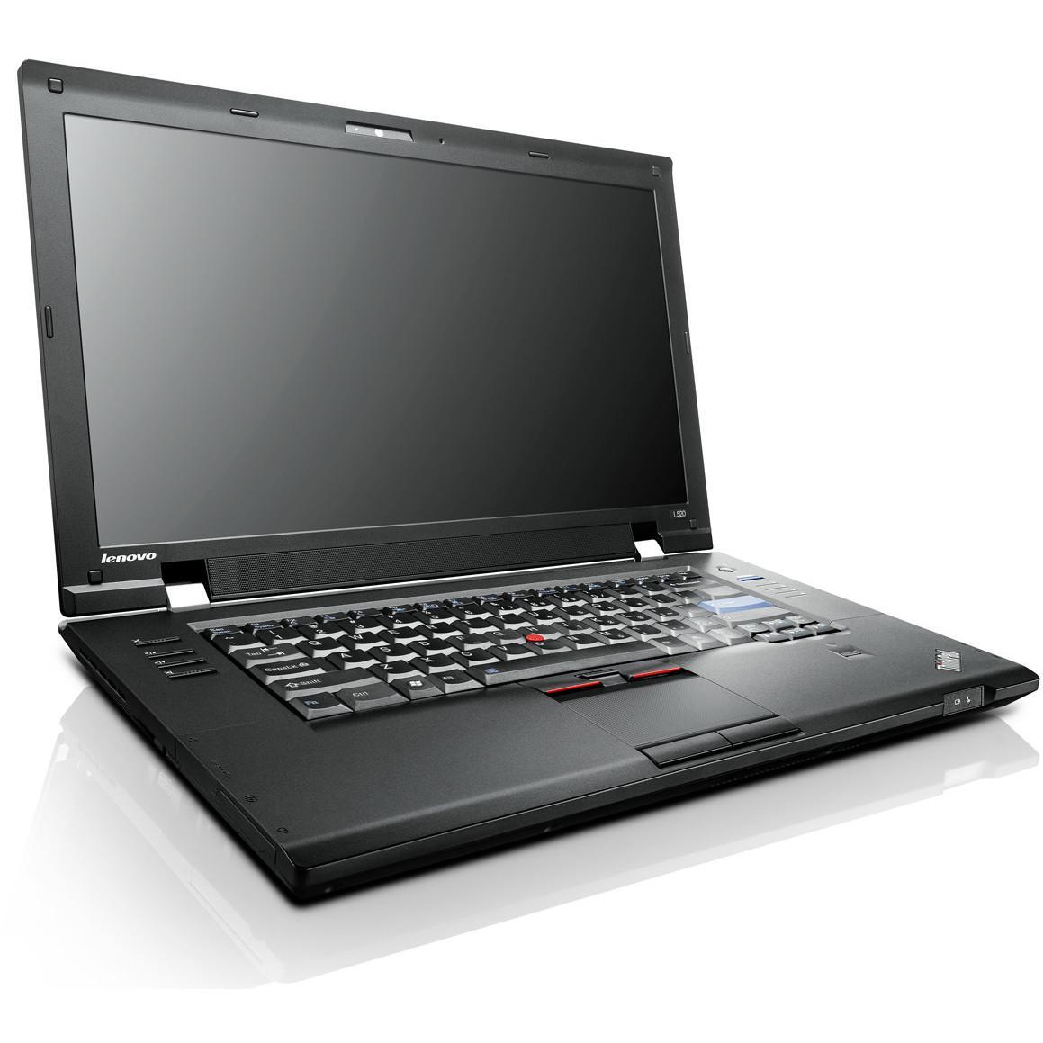 Laptop second hand Thinkpad L520 i3-2310M 2.10GHz 4GB DDR3 160GB HDD Sata DVDRW 15.6inch
