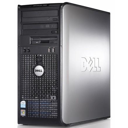 Calculator second hand OptiPlex 360 Core 2 Duo E8500 3.16GHz 4GB DDR2 320GB (2 x160)  HDD Sata RW Tower